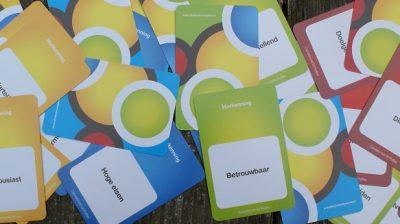 disc kaartspel