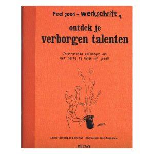 Werkschrift ontdek je verborgen talenten